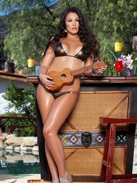 Candace Leilani Skimpy Bikini 02