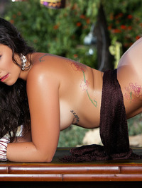 Candace Leilani Skimpy Bikini 15