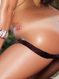 Candace Leilani Skimpy Bikini 16