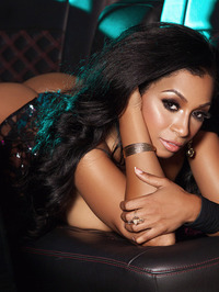 Karlie Redd Sexy Boots And Corset 07