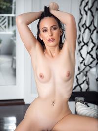 Lauren OConner In Sexy Red Bikini 10