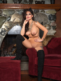 Shelly Lee In Cat's Meow 06