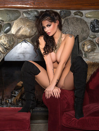 Shelly Lee In Cat's Meow 07