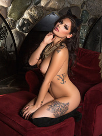 Shelly Lee In Cat's Meow 15