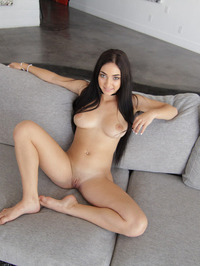 Crystal Rae Strips On A Couch 13