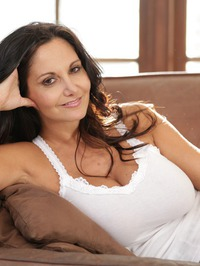 Ava Addams Stripping On Couch 00