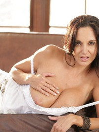 Ava Addams Stripping On Couch 01