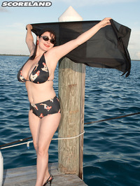 Nude On The Dock 04