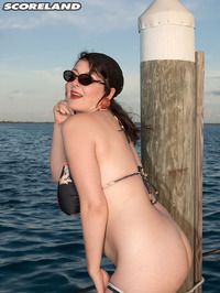 Nude On The Dock 05