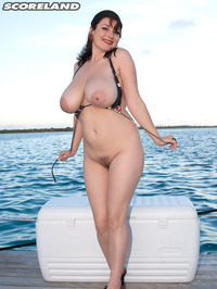 Nude On The Dock 13