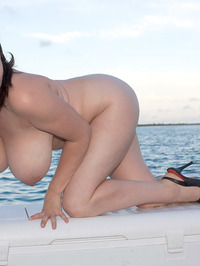 Nude On The Dock 14