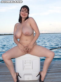 Nude On The Dock 15