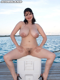 Nude On The Dock 17