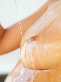 Michaela Isizzu Oils Her Hot Body 08