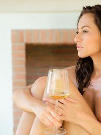 Michaela Isizzu Oils Her Hot Body 16
