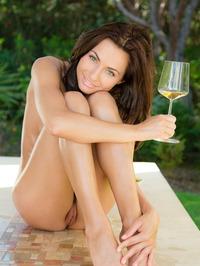 Michaela Isizzu Oils Her Hot Body 17
