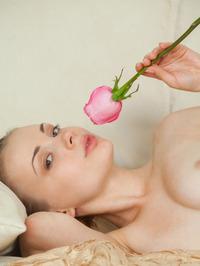 Winnie Offers You Her Sweet Flower 18