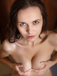 Brunette Beauty Nasita Plays With Her Pussy 15