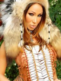 Sandee Westgate Indian princess 03