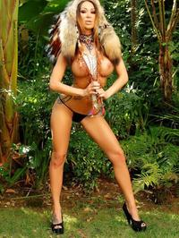 Sandee Westgate Indian princess 06