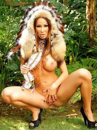 Sandee Westgate Indian princess 13
