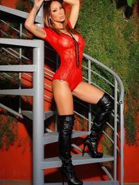 Sandee Westgate hooker boots 00