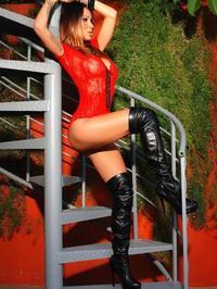 Sandee Westgate hooker boots 01