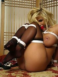 Shyla Stylez Naked And Tied Up 02