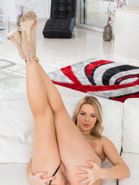 When you put together two little nymphs like Nikki Dream and Eva Berger, what can happen? Well - hardcore anal sex, many gapes,  16