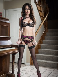 Jessica Jaymes Piano Lesson 07
