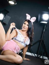Romi Rain Easter Bunny 10