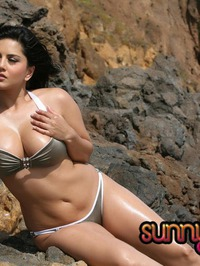 Sunny Leone Takes All Off 09
