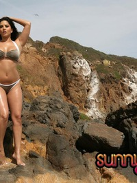 Sunny Leone Takes All Off 10
