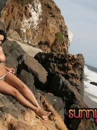 Sunny Leone Takes All Off 14
