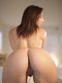 Hot Assed Brunette Abella Danger Spreads Her Pussy 08