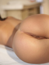 Hot Assed Brunette Abella Danger Spreads Her Pussy 09