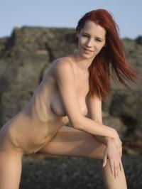 Ariel windy beach 01