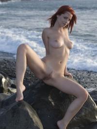Ariel windy beach 04