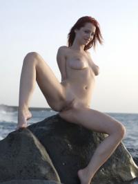 Ariel windy beach 06
