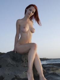 Ariel windy beach 08