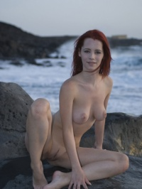 Ariel windy beach 12