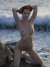 Ariel windy beach 14