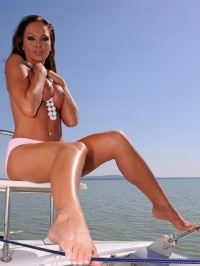 Christina sailing off to heaven 05