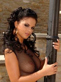Black Angelika bitch in heat 00