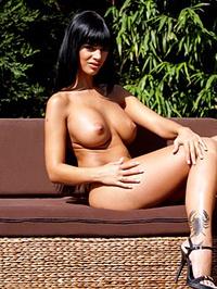 Black Angelika private 06