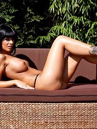 Black Angelika private 07
