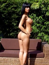 Black Angelika private 13