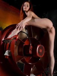 Ariel air-shaft 11