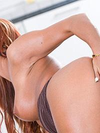 Ashley Bulgari breathtaking curves 14