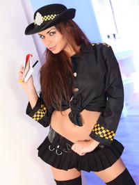 Krystal Webb Naughty Police Officer 01